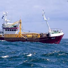 Macduff Fishing Boat